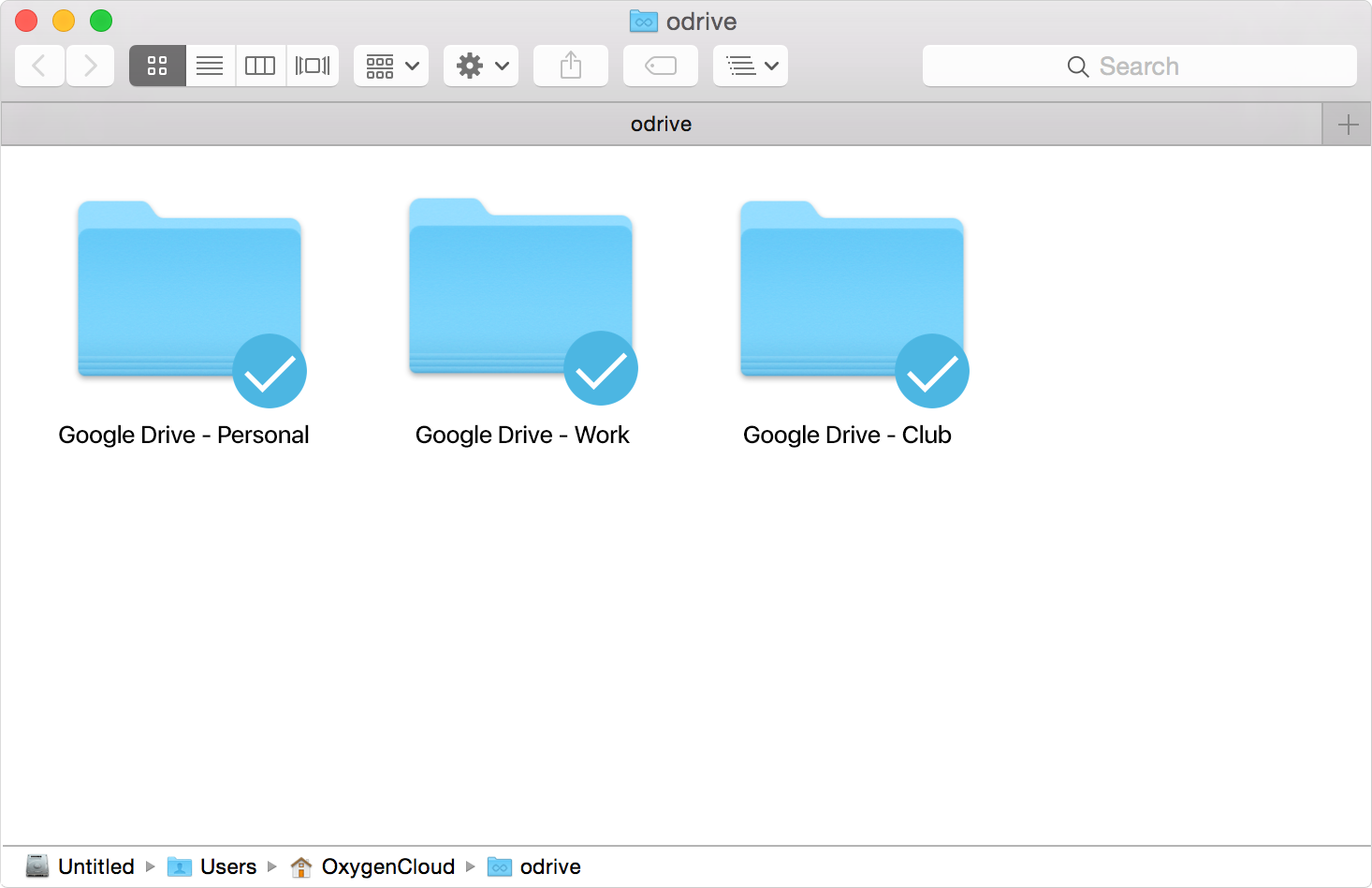 Link Google Drive   Sync access to all your Google Drive accounts in