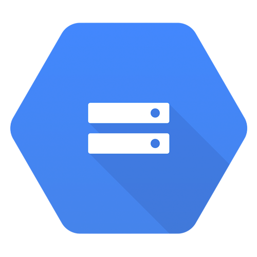Google Cloud Storage logo